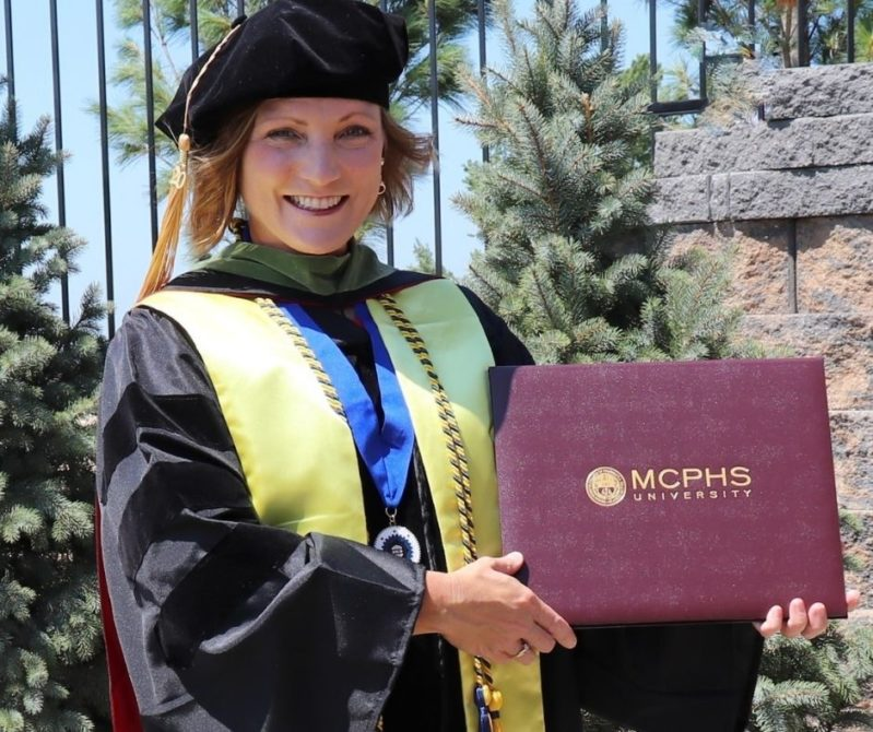 Erin McKown - Graduation